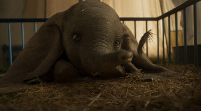 New Trailer! Disney's Live-Action 'Dumbo' Makes Its Official Debut