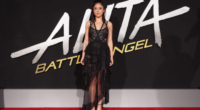 """We're Here And In IMAX 3D!"" Alita: Battle Angel's Rosa Salazar On Latino Representation"