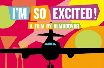 """Pedro Almodóvar's """"I'm So Excited"""" is doing well in Spain"""