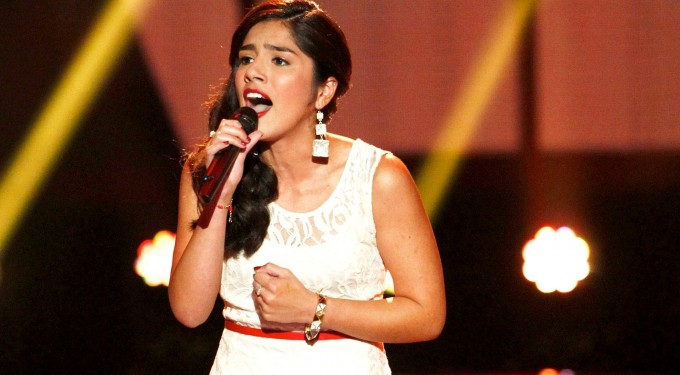 Exclusive! Can Cáthia From 'The Voice' Become The Next Big Pop Star?