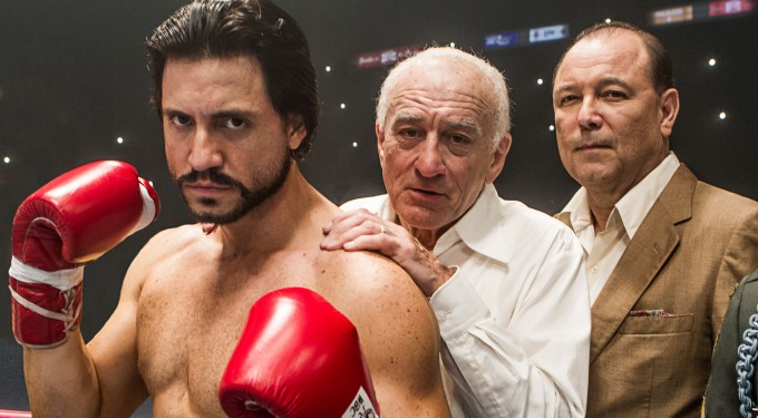 First Photo From 'Hands Of Stone,' The Roberto Duran Biopic