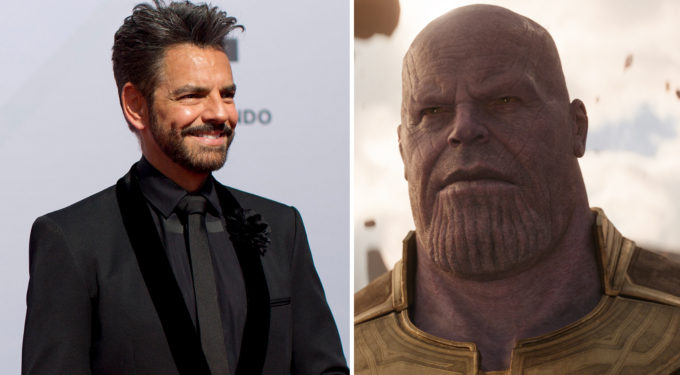 """PODCAST: Eugenio Derbez on Accents, Clicks and Culture in Hollywood, """"Avengers: Infinity War"""" Has 3 Problems"""
